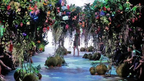 Amsterdam Fashionweek show Liselore frowijn