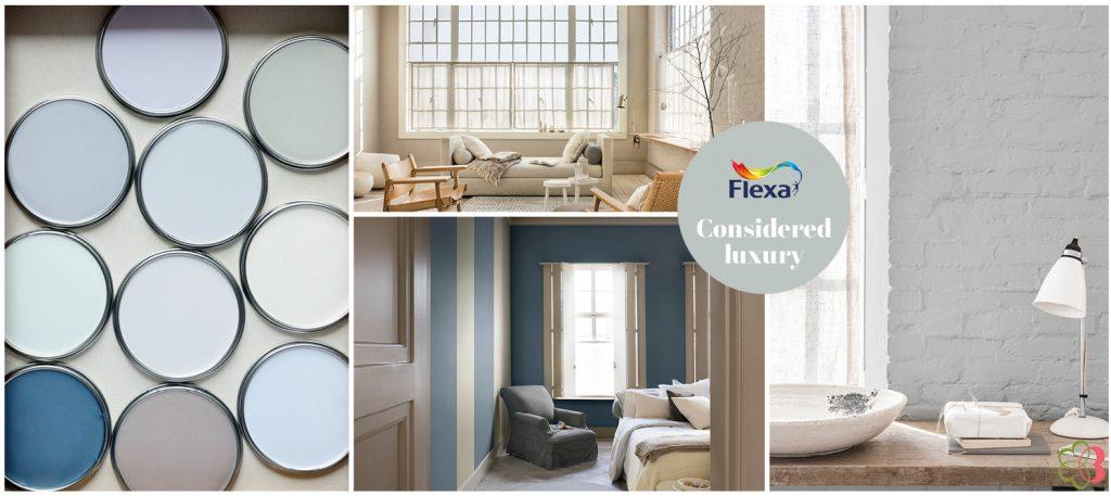 Flexa ColorFutures 2017 Considered luxury