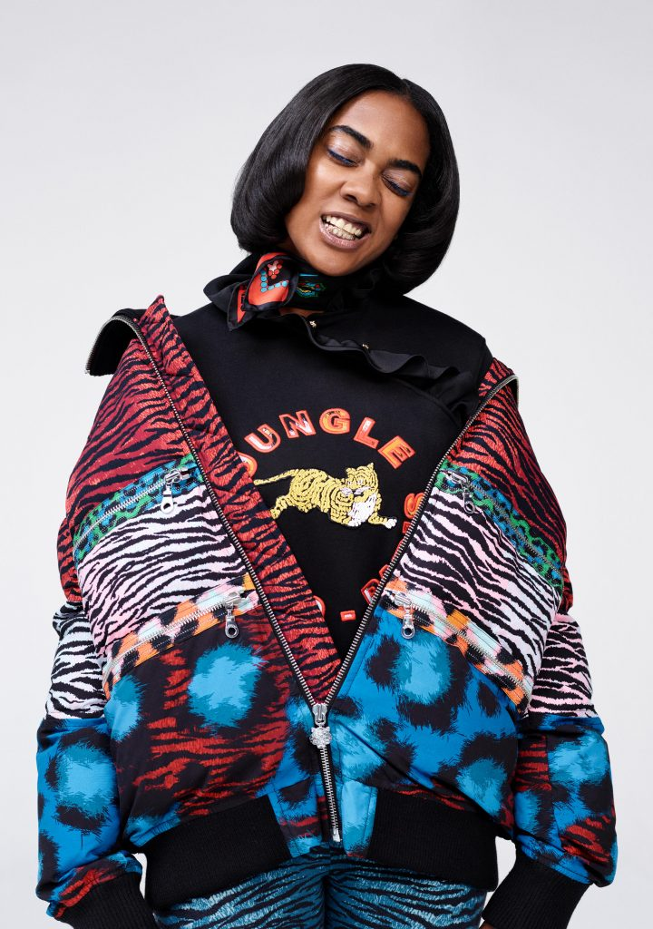 Kenzo x H&M designer collection 2016