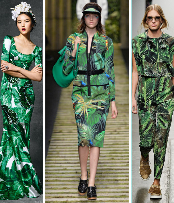 Botanic fashion