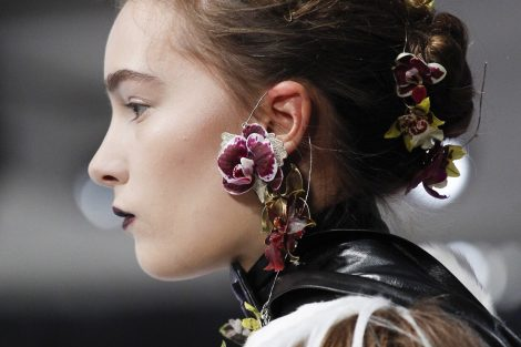 Fall/Winter 2016 Rodarte Floral Jewelery Collection