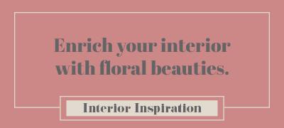 Interieur inspiratie