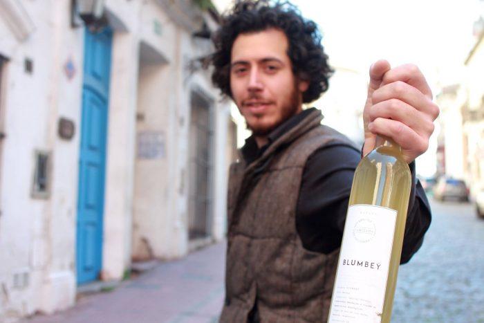 Blumbeÿ floral wine
