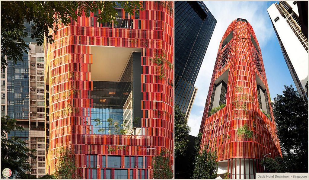 Oasia Hotel Downtown - Singapore