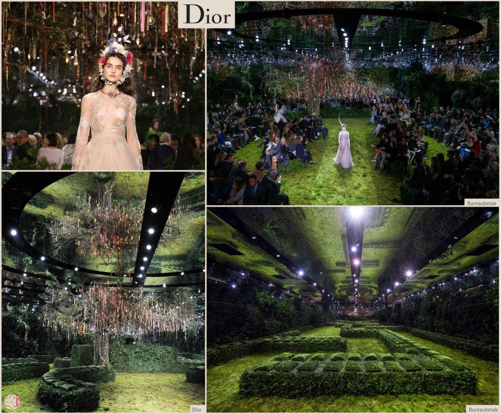 Paris Fashion Week spring/summer 2017 Dior