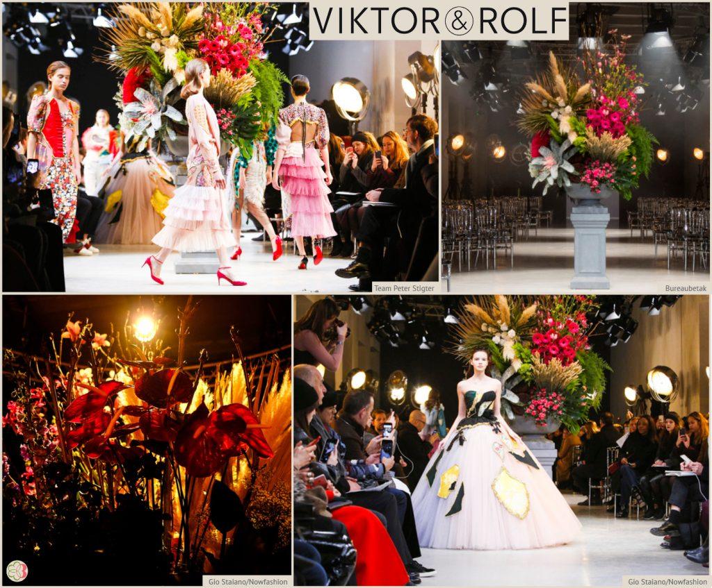 Paris Fashion Week spring/summer 2017 Viktor & Rolf