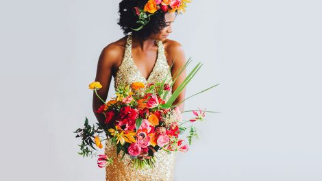 12 bouquets for a spring wedding
