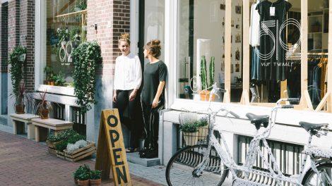Plantenwinkels in Nederland