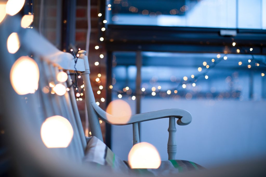 Get your balcony summer ready with these solar string lights