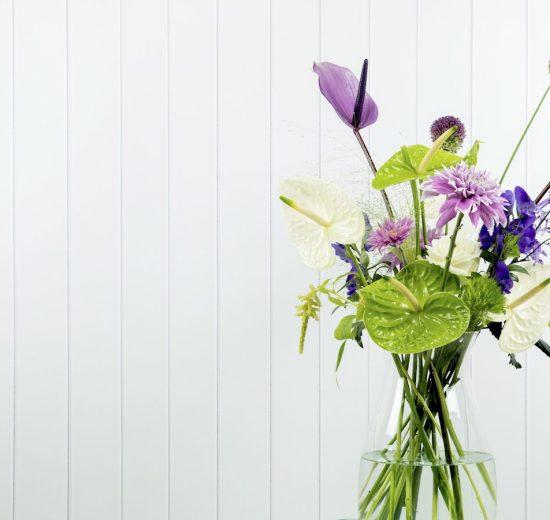 Bloemen zo lang mogelijk mooi houden