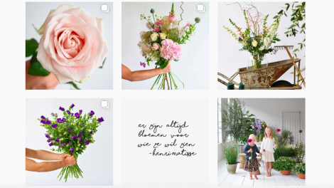 floral Instagram accounts to follow