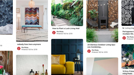 3 interior trends for 2019 according to Pinterest
