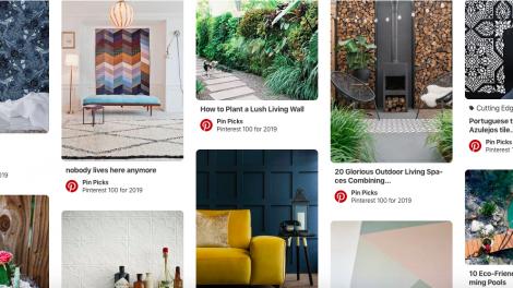 interieurtrends van 2019 volgens Pinterest