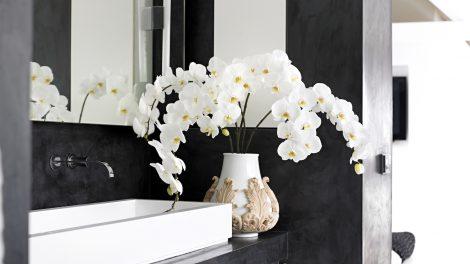 Een orchidee als snijbloem gebruiken