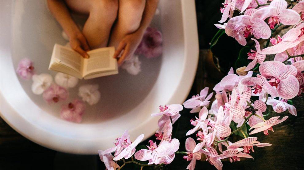 Creëer een moment voor jezelf met bloemen en planten