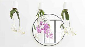 Sky Planter: a stylish, original and practical plantpot