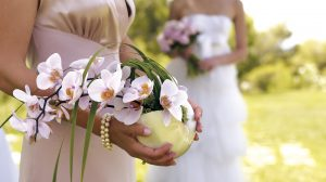 Inspiration for a summer wedding with flower decorations