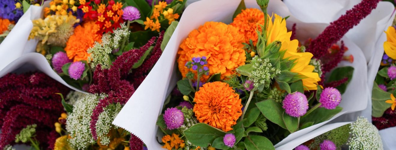 Autumn in a vase: inspiration & tips to create an autumn bouquet